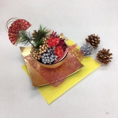 お正月用アレンジ