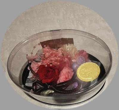 生花・プリザーブドフラワー・ハーバリウム 各種取り揃えております。